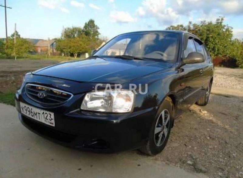 Hyundai Accent, Апшеронск
