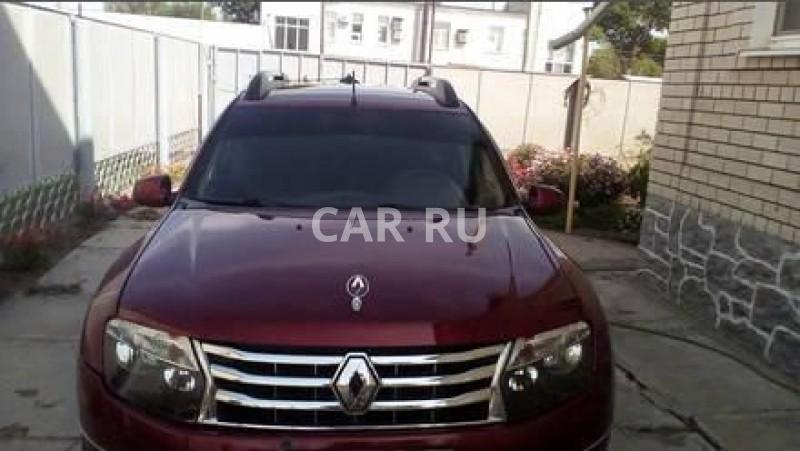 Renault Duster, Аркадак