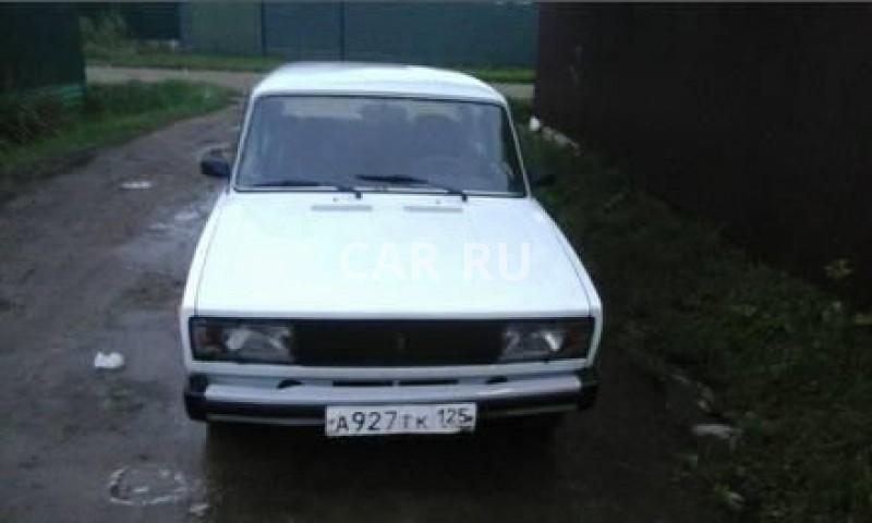 Lada 2105, Арсеньев