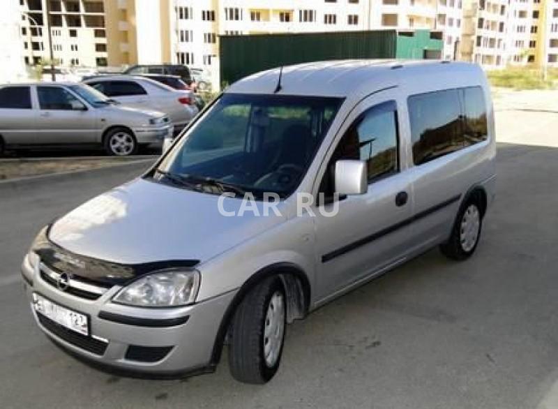 Opel Combo, Анапа