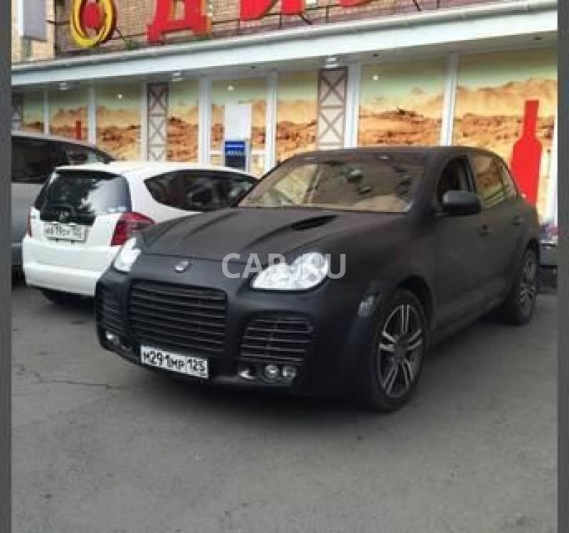 Porsche Cayenne, Владивосток