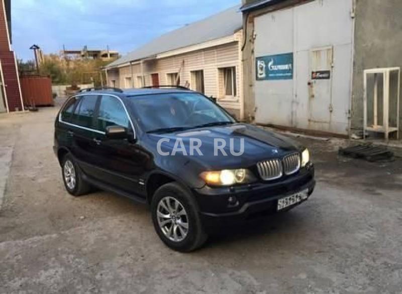 BMW X5, Барнаул