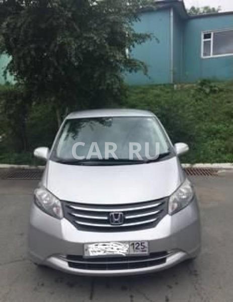 Honda Freed, Владивосток