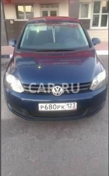 Volkswagen Golf plus, Анапа