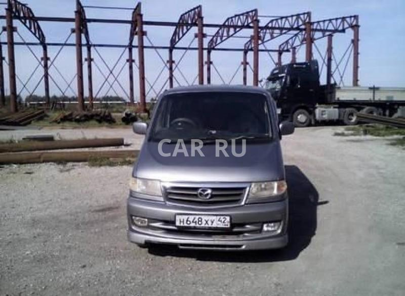 Mazda Bongo Friendee, Белово