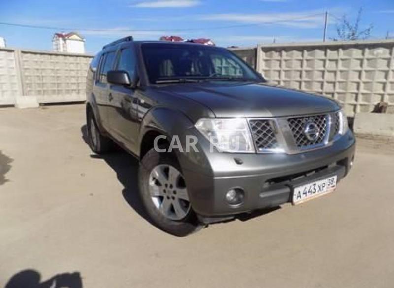Nissan Pathfinder, Ангарск
