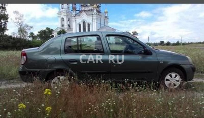 Renault Symbol, Белгород