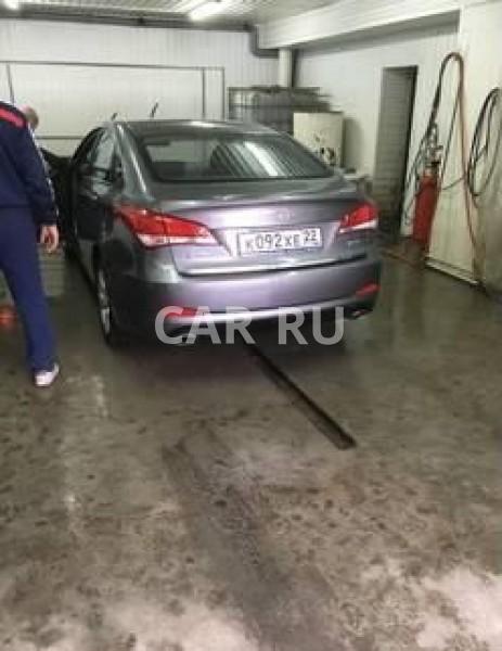 Hyundai i40, Алейск
