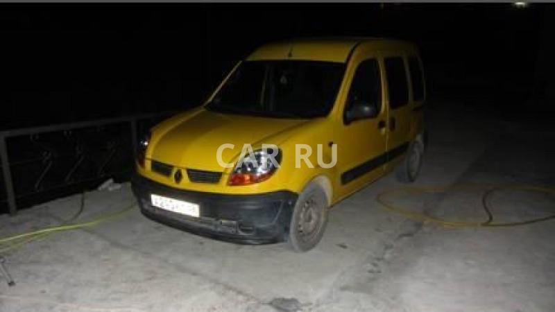 Renault Kangoo, Белогорск