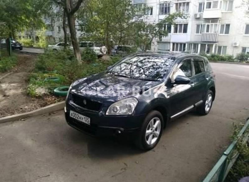Nissan Dualis, Владивосток