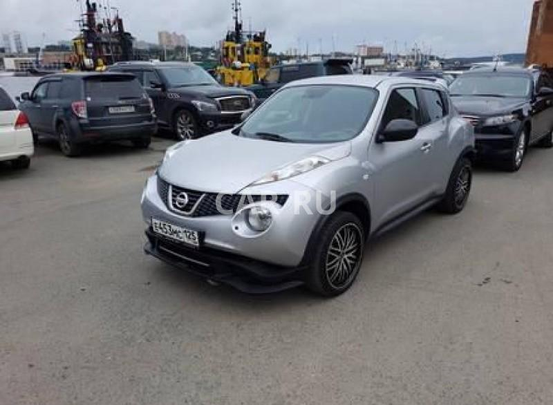 Nissan Juke, Владивосток