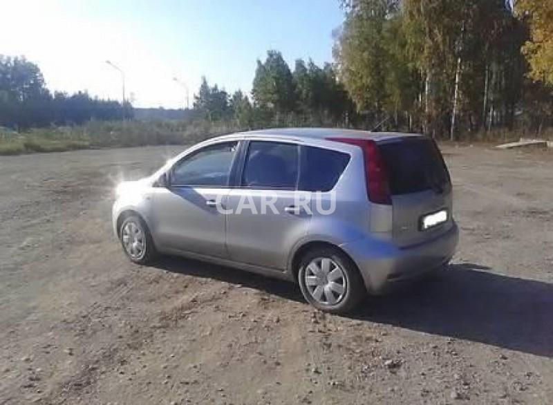 Nissan Note, Ангарск