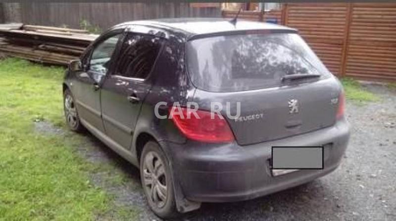 Peugeot 307, Абаза
