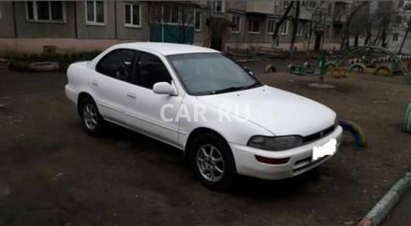 Toyota Sprinter, Арсеньев