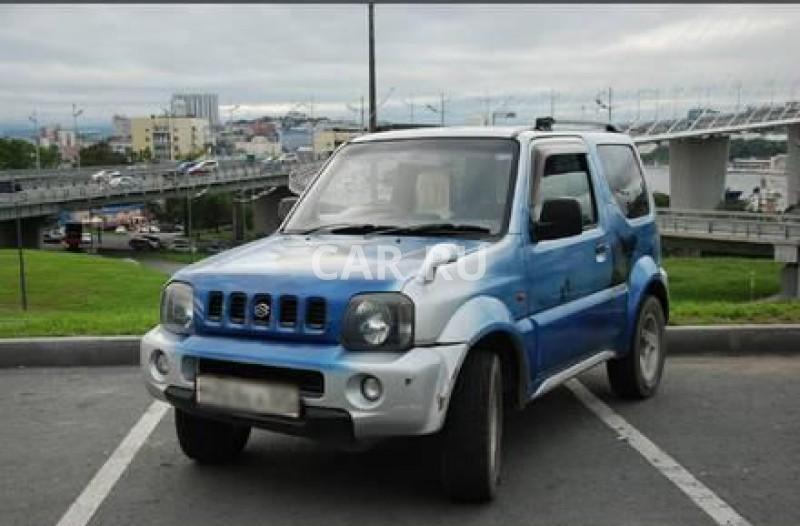 Suzuki Jimny, Владивосток