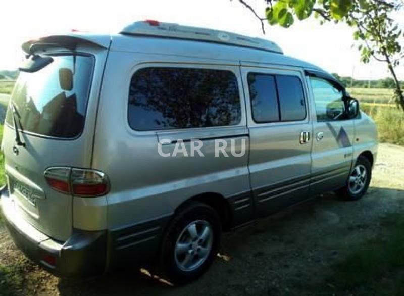 Hyundai Starex, Ахтырский