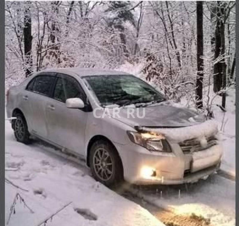 Toyota Corolla Axio, Владивосток