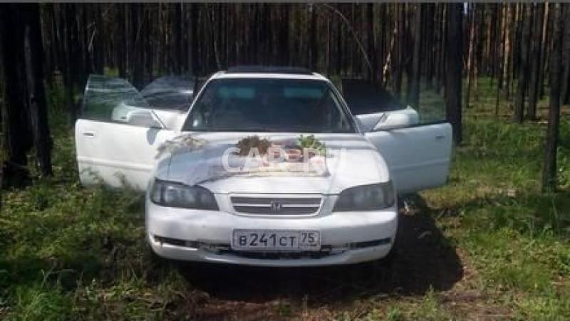 Honda Inspire, Атамановка
