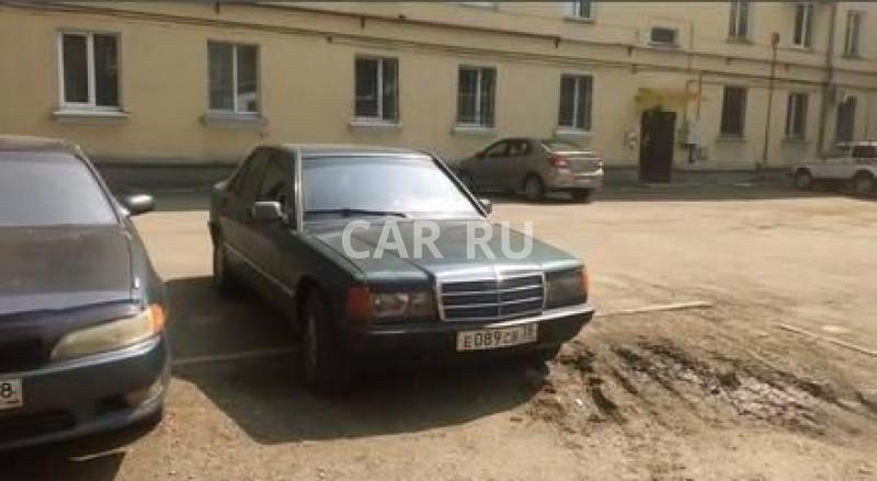 Mercedes 190, Ангарск