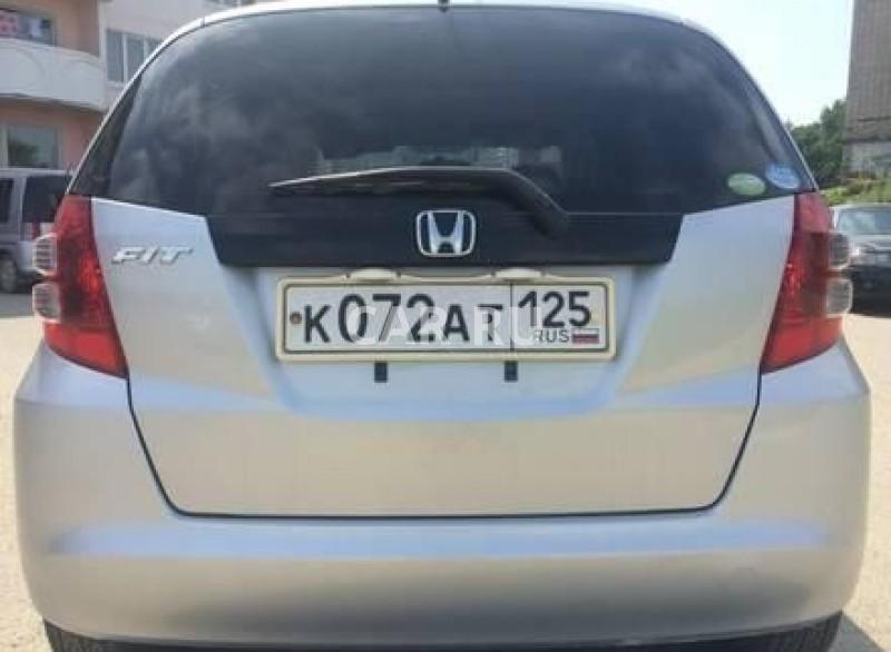 Honda Fit, Владивосток