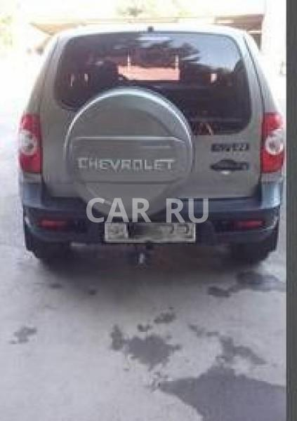 Chevrolet Niva, Ахтубинск
