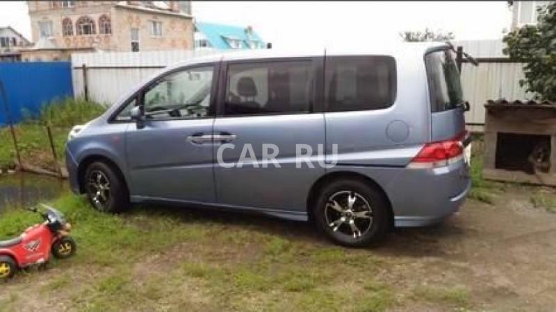 Honda Stepwgn, Артём