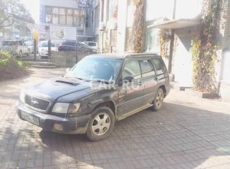 Subaru Forester, Владивосток
