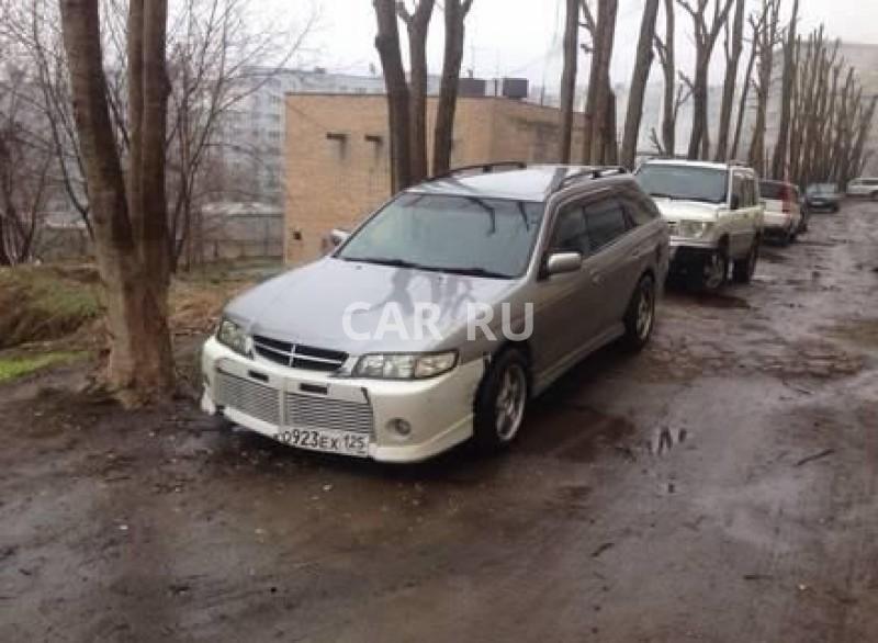 Nissan Avenir, Владивосток