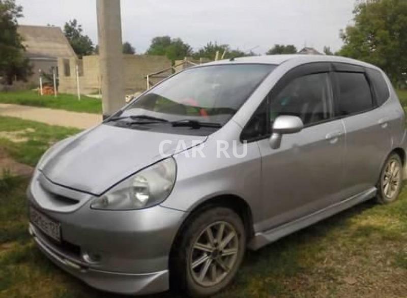 Honda Fit, Абинск