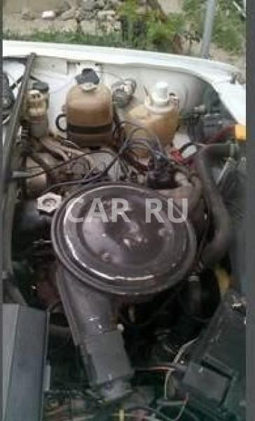 Lada 2107, Бахчисарай