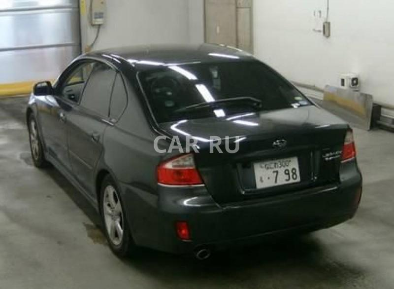 Subaru Legacy B4, Владивосток