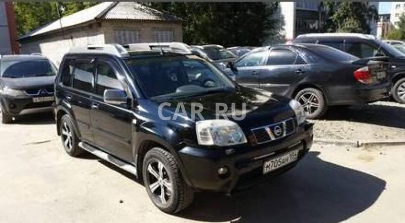 Nissan X-Trail, Барнаул