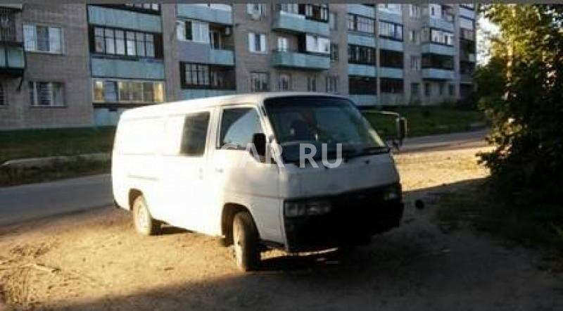 Nissan Caravan, Барнаул