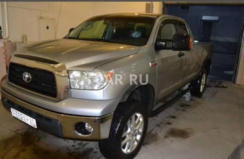 Toyota Tundra, Абакан
