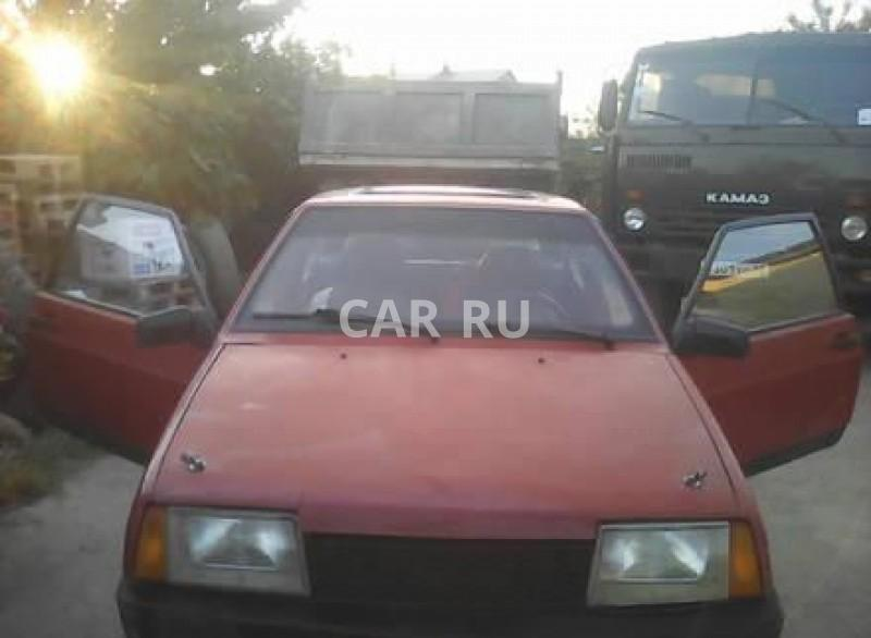 Lada 2108, Алушта