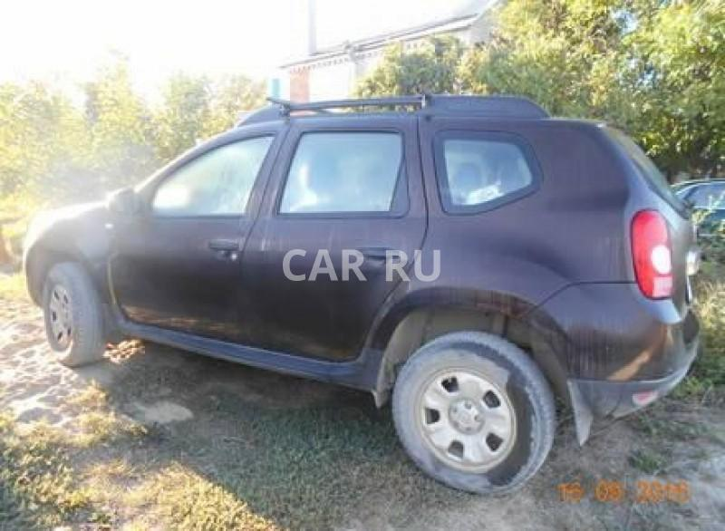 Renault Duster, Абинск