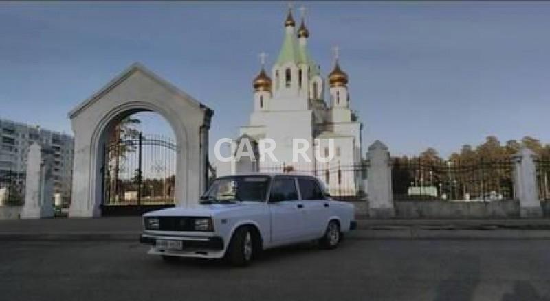 Lada 2105, Ангарск