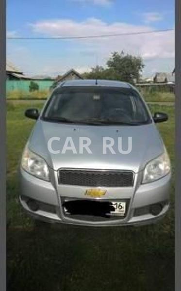Chevrolet Aveo, Алексеевское