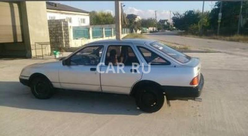 Ford Sierra, Белогорск