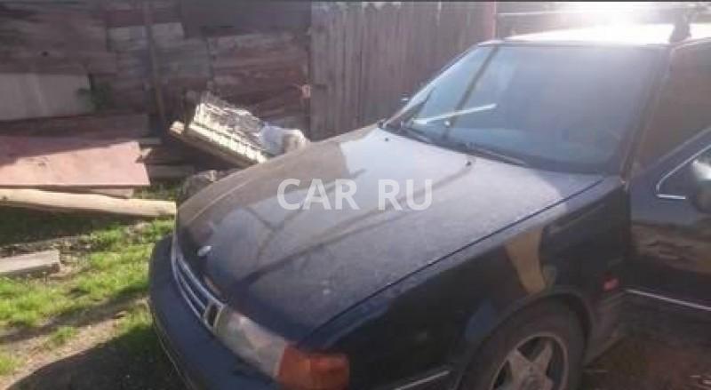 Saab 9000, Барнаул