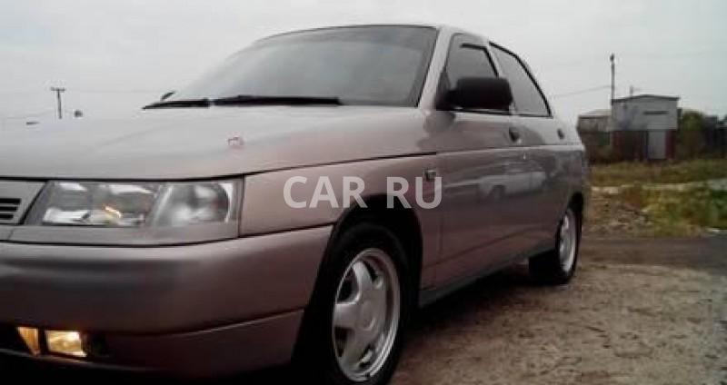 Lada 2110, Абакан
