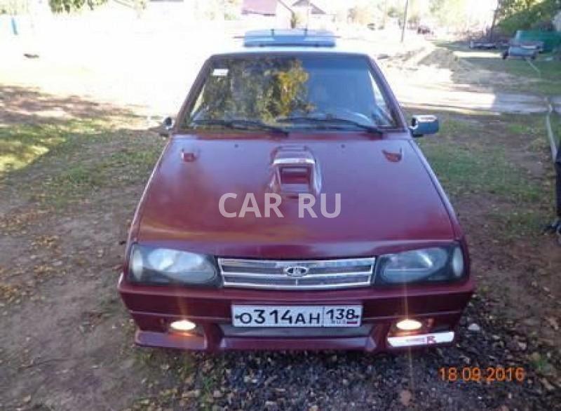 Lada 2109, Балаганск