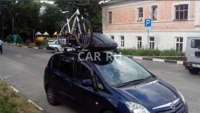 Toyota Corolla Spacio, Белгород