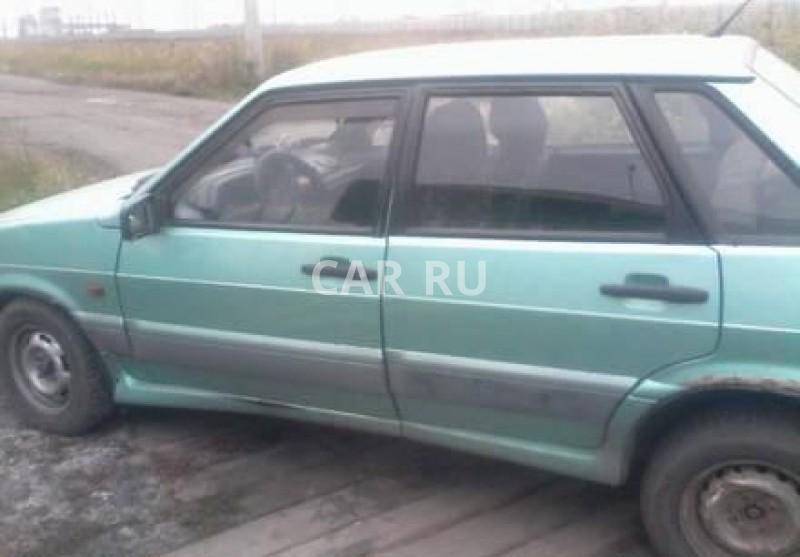 Лада 2115, Барабинск