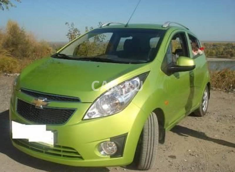 Chevrolet Spark, Барнаул