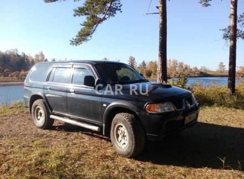 Mitsubishi Pajero Sport, Ангарск