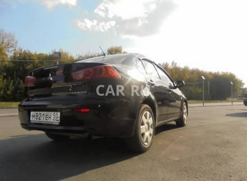 Mitsubishi Lancer, Барнаул