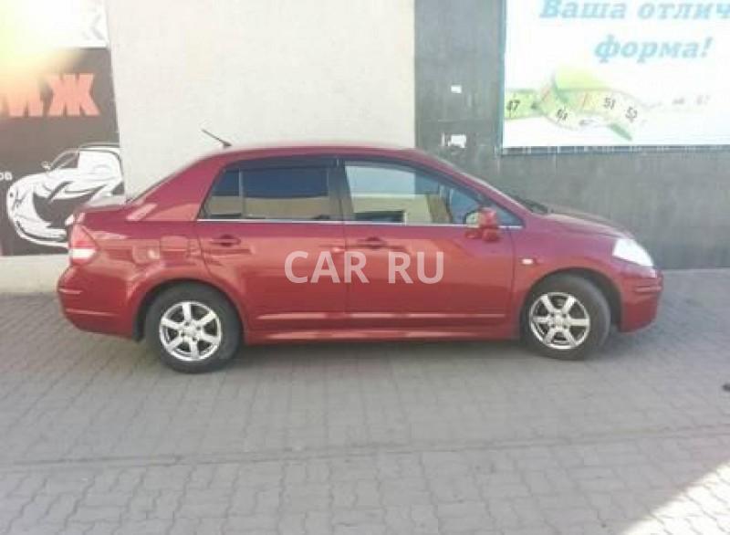 Nissan Tiida, Белгород