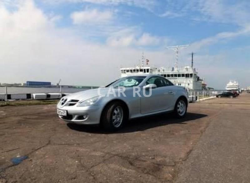Mercedes SLK-Class, Архангельск