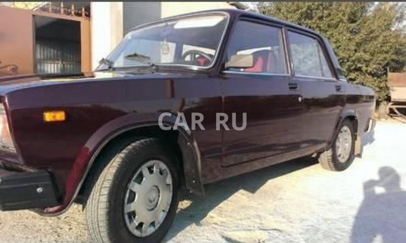 Lada 2107, Белогорск